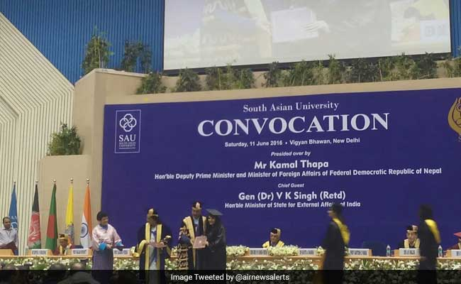 India To Bear Full Cost Of Setting Up South Asian University