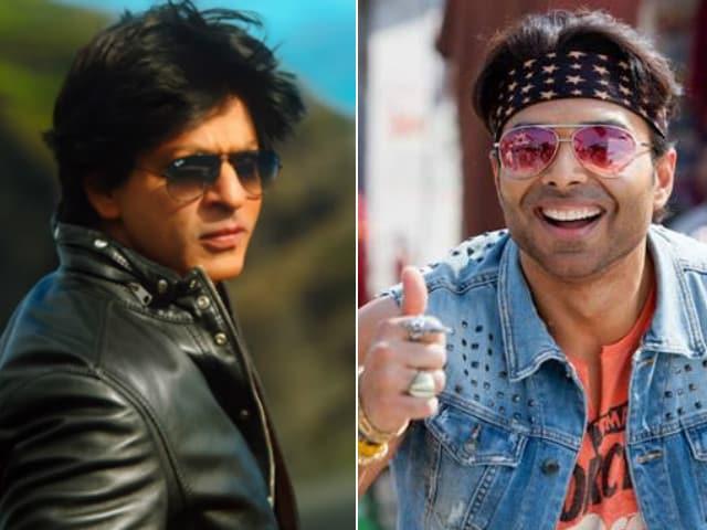 Shah Rukh Wants a Batman Suit. Uday Chopra, Will You Help?