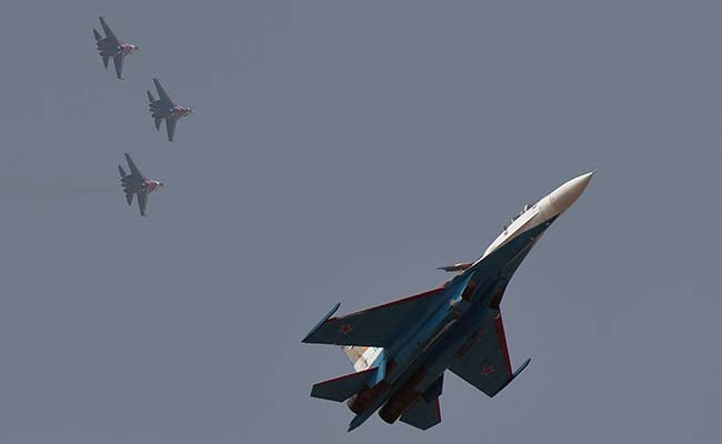 Russia Deploys Fighter Jet To Intercept US Plane Over Black Sea: Report