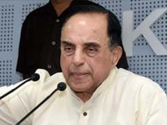 With BJP Displeased, Subramanian Swamy Promises Fewer Tweets For Now