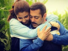 Salman Khan's 'Fight For Love' in New Sultan Stills