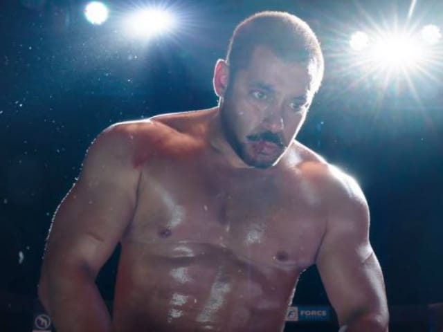 Sultan Title Song: Telling Depiction of Salman's 'Fight For Redemption'