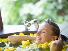 How to Make a Bubble Bath at Home and Relax Your Body