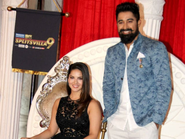 Sunny Leone's Journey is Inspirational, Says Rannvijay