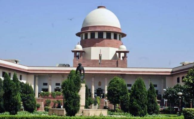Supreme Court Orders Status Quo On Sutlej Yamuna Link Canal Land