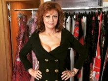 What Bothers Susan Sarandon: Models 'Have to Look Unhappy' on Ramp