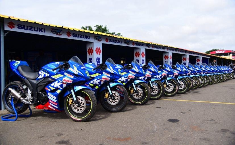 2016 Suzuki Gixxer Cup Season 2: First Ride on The Cup Bike