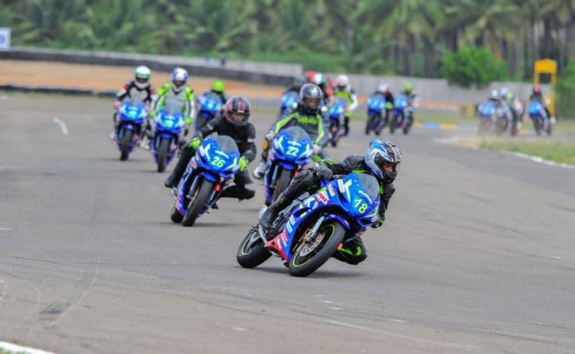 Suzuki Gixxer Cup Season 2 Race Results