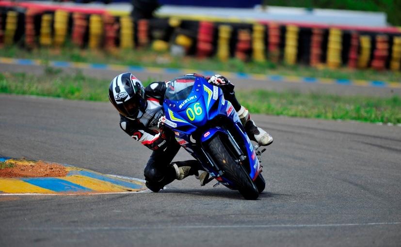 Suzuki Gixxer Race Spec