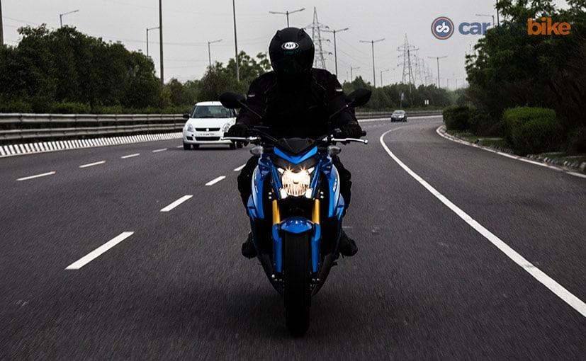 Suzuki GSX-S1000 - practicality meets performance