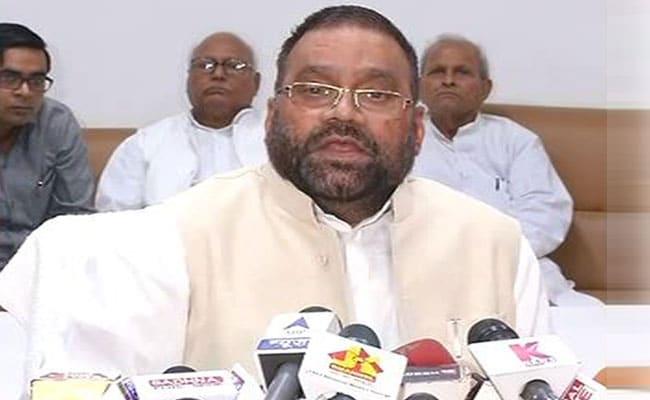 UP: कैबिनेट मंत्री स्वामी प्रसाद मौर्य ने कहा- हवस पूरी करने के लिए तीन तलाक के जरिए बदली जा रही हैं पत्नियां