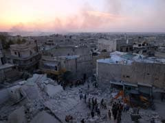 UN Chief Alarmed By Reports Of Atrocities In Aleppo