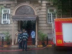 Fire Breaks Out At Tata Group Headquarters In Mumbai