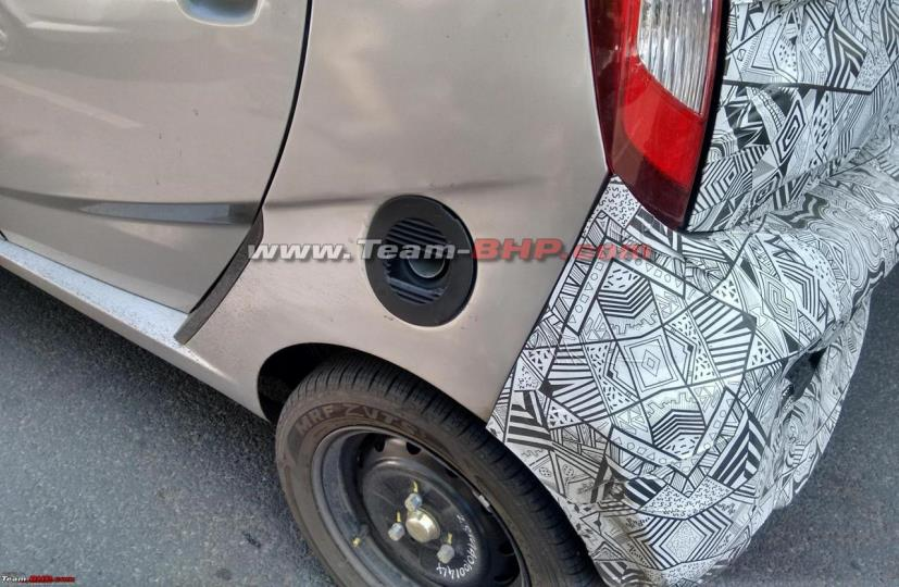 Tata Nano Electric Spotted Testing for the First Time