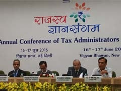 Tax Meet Ends With Pledge To Get More Taxes Without Coercion