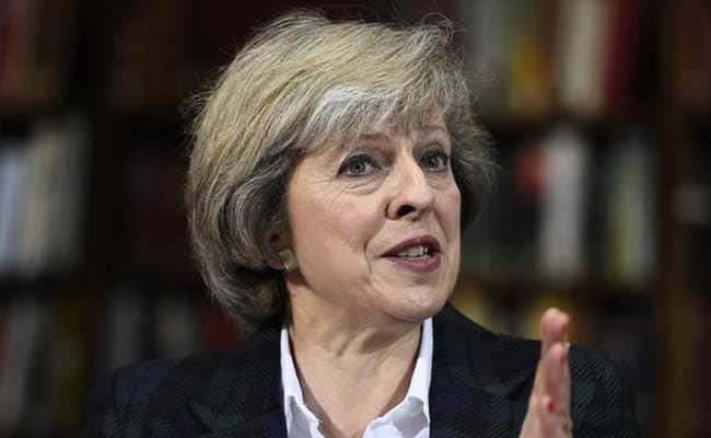British PM Theresa May Drops Key Manifesto Pledges From Legislative Plan