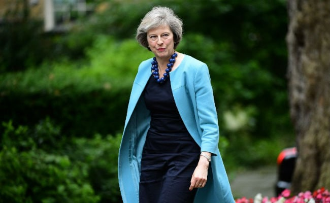UK-EU Deal In 'All Our Interests', UK Prime Minister Theresa May Writes In European Newspapers