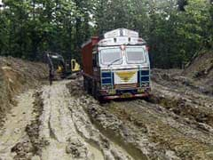 Centre To Repair National Highway-44 In Tripura On 'War-Footing'