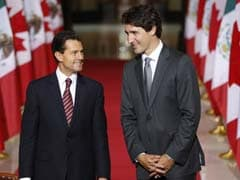 Justin Trudeau Hosts Barack Obama And Pena Nieto Amid Brexit Drama