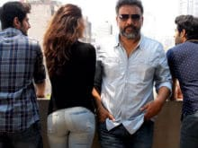 It's a Wrap For Anubhav Sinha's <I>Tum Bin 2</i>