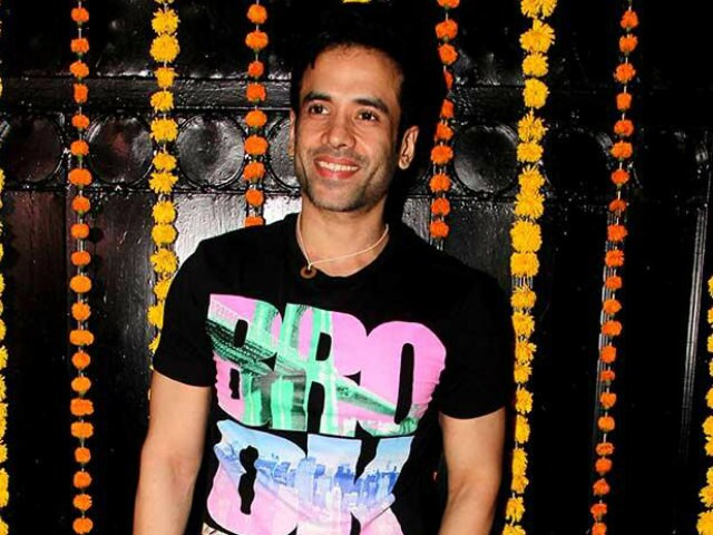 Tusshar Kapoor is Now a Single Father Via Surrogacy