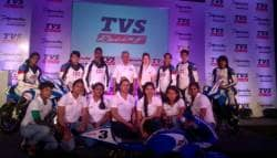 TVS To Start Rider Training Academy And One-Make Series For Women