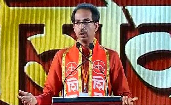 Shiv Sena Chief Uddhav Thackeray Apologises For Offensive Cartoon