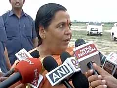Thanks For Turning Yamuna Bank Into 'Much Cleaner Site': Uma Bharti To Art Of Living