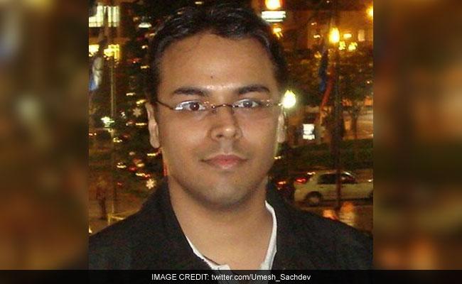 टाइम के नेक्स्ट जनरेशन लीडर सूची में उमेश सचदेव एकमात्र भारतीय
