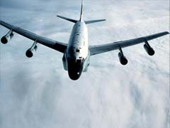 China Says US 'Hyping' Spy Plane Intercept