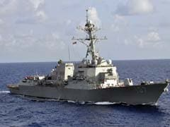 Russia Says US Warship In Near Miss With Russian Vessel In Mediterranean