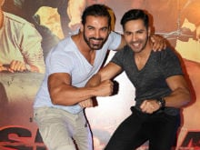 For Varun Dhawan, John Abraham is a 'Big Brother'