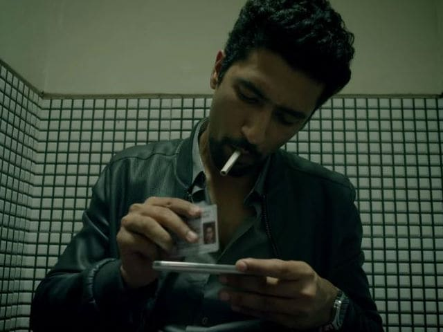 This is What Vicky Kaushal Snorted in Raman Raghav 2.0