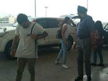 <I>440 Volt Ka Jhatka</i>? Virat, Anushka Spotted Together Again