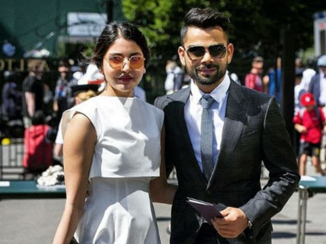 440 Volt Ka Jhatka? Virat, Anushka Spotted Together Again