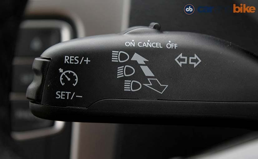 Volkswagen Ameo Cruise Control