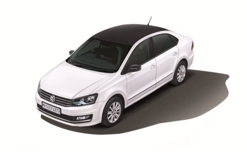 Volkswagen India Launches Special Edition Polo Select And Vento
