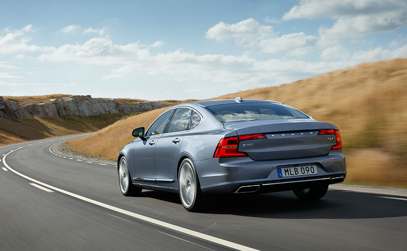 Volvo S90 Driving Dynamics