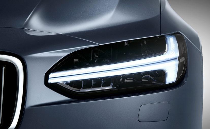 Volvo S90 Thor's Hammer DRLs