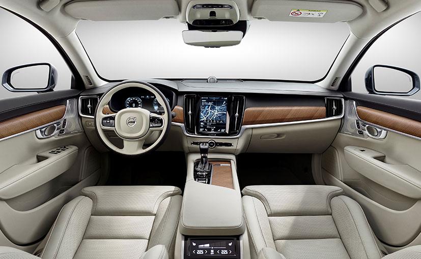 Volvo S90 Cabin