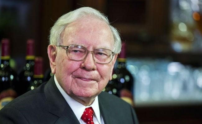 Warren Buffett Says Anonymous Woman Wins $3.46 Million Charity Auction For Lunch