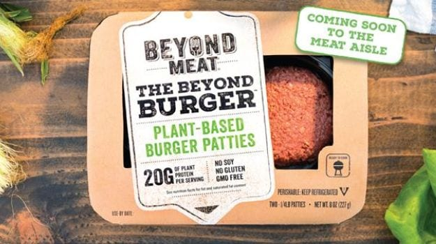 New in the Meat Case: Veggie Burgers
