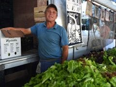 A Fresh, New Problem for Farmers: Market Shoppers Who Don't Cook
