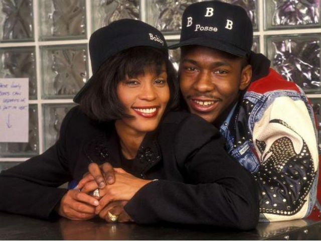 Whitney Houston Was Bisexual, Says Ex-Husband Bobby Brown