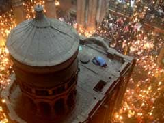Workers Will Soon Enter The Tomb Of Jesus - And Repair The 'Holy Stone' With Titanium Bolts