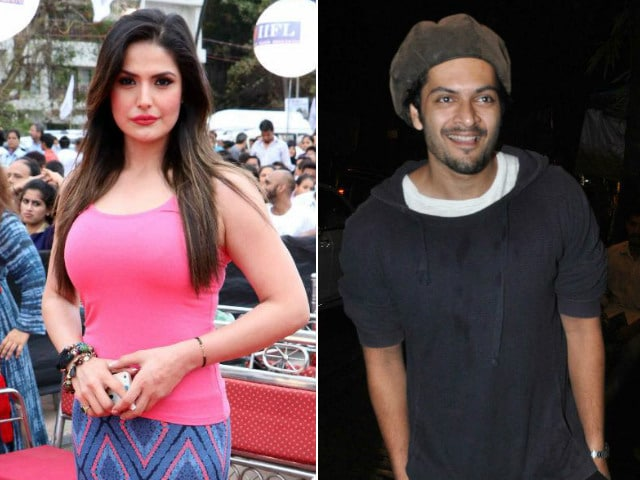 Zarine Khan, Ali Fazal to Star in the Remake of This Retro Song