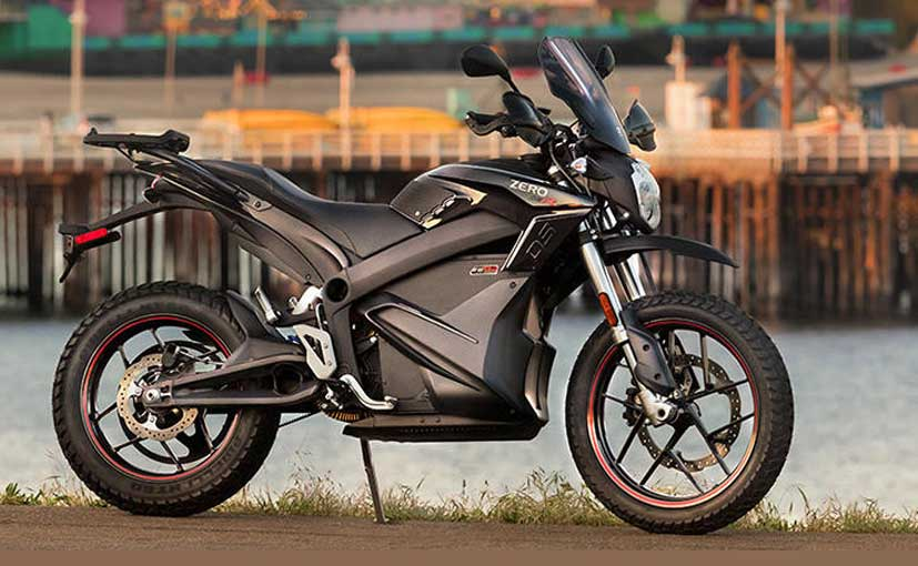 zero dsr 10th anniversary electric motorcycle