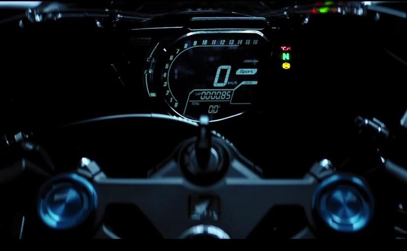 2017 Honda CBR250RR Instrument Console