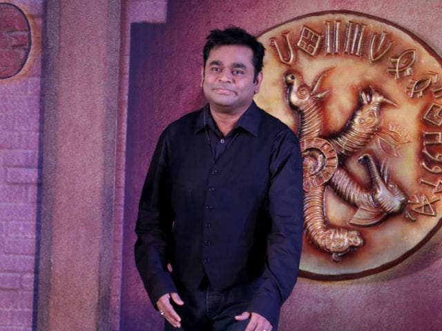 A R Rahman First Thought Mohenjo Daro Would be a 'Boring Documentary'
