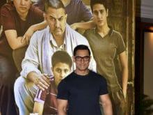 Aamir Khan's <i>Dangal</i> Trends. Twitter Delivers Verdict on Poster